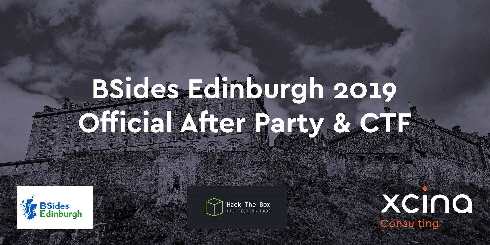 BSides Edinburgh 2019 - Official After Party & CTF